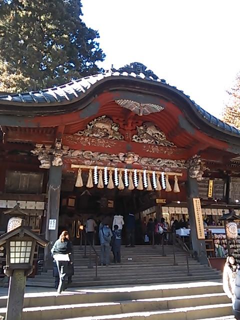 富士吉田の浅間町で参拝