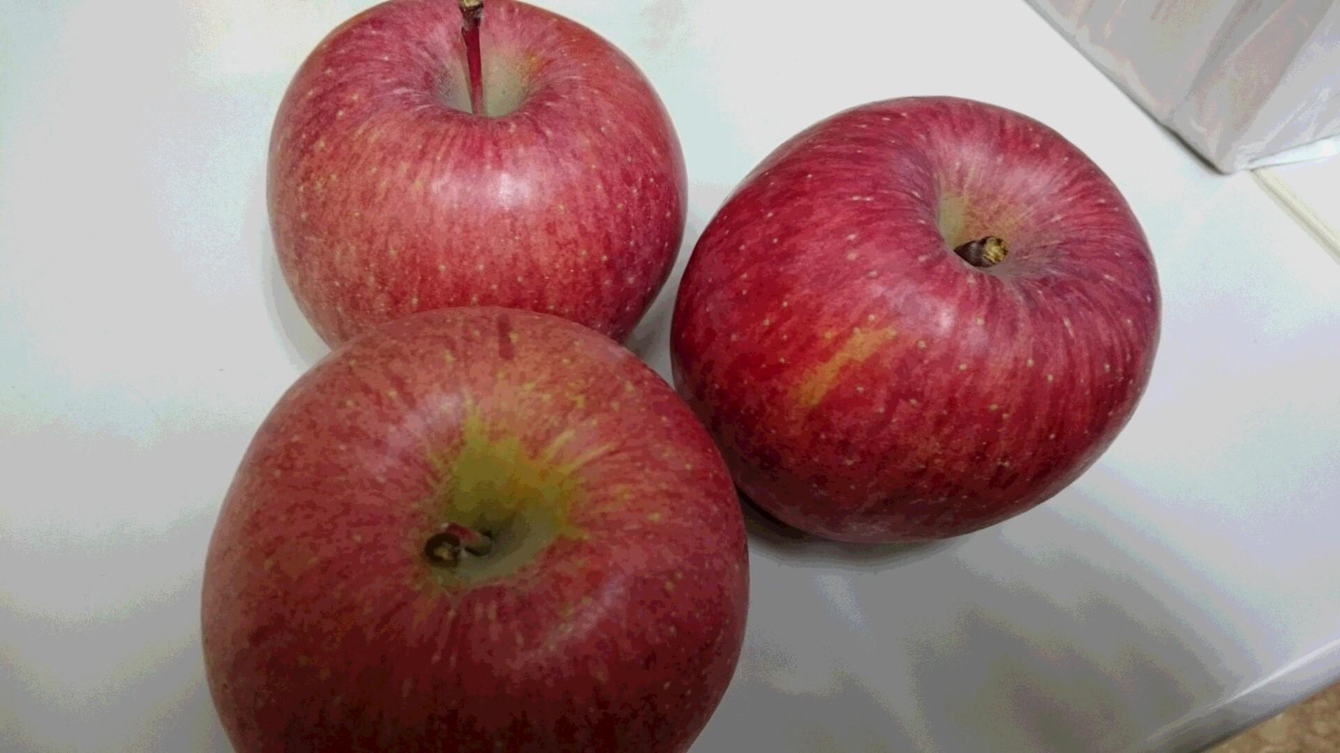 青森のリンゴ